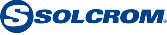 Large logo solcrom sin bajada blanco