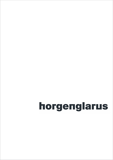 Horgenglarus - German catalog