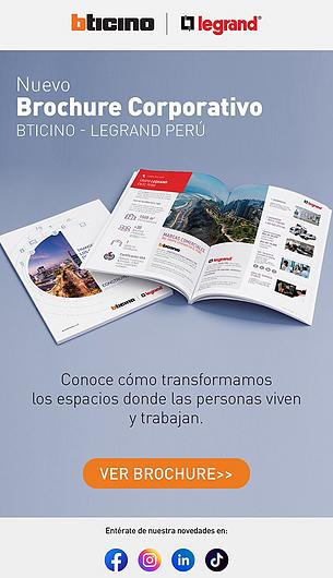 Brochure Corporativo Perú