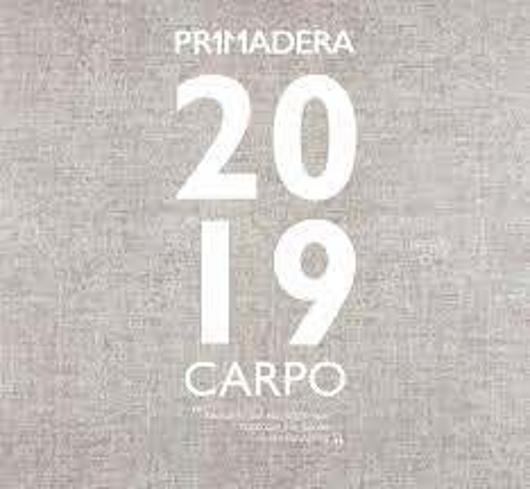 Colección Carpo 2019