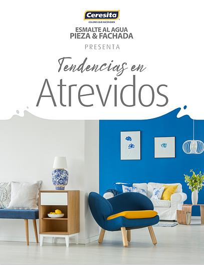 CARTILLA CERESITA PIEZA Y FACHADA - TENDENCIAS ATREVIDOS