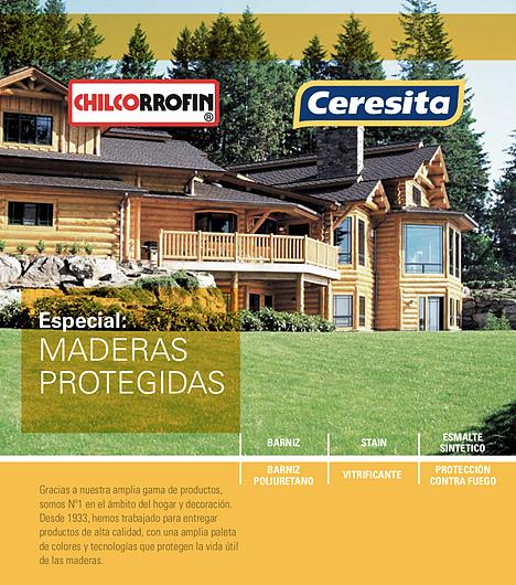 Catálogo Maderas - Ceresita-Chilco OCT2019