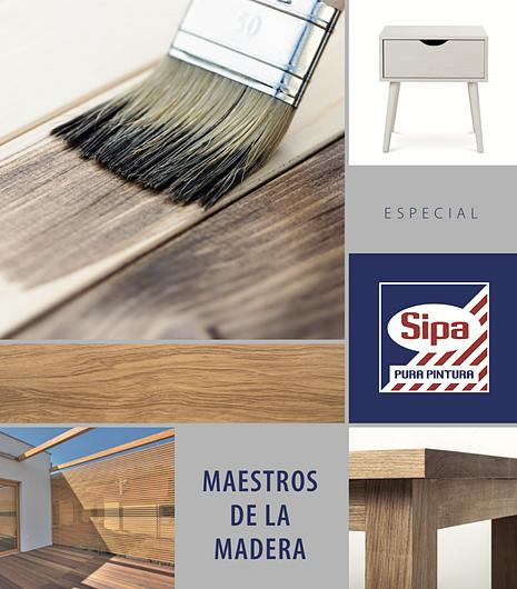 Catálogo Codelpa Sipa MADERAS