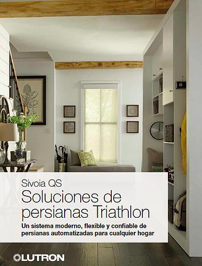 Sivoia QS Triathlon_Solución de Persianas