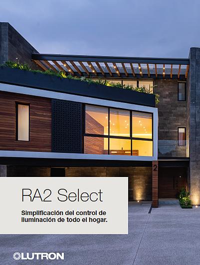 RA2 Select_Control de Iluminación