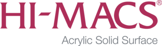 Large hi macs logo