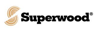 Large superwood logo