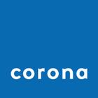 Large logo corona
