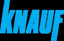 Large knauf logo