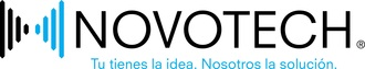 Large novotech logo w copy