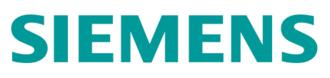 Large siemens logo