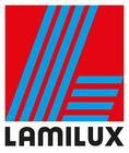 Large lamilux logo wort bild marke farbig 1