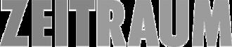 Large logo zeitraum