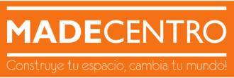 Large madecentro logo