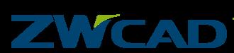 Large zwcad logo