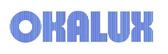 Large okalux logo