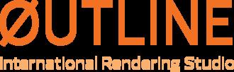 Large outline logo
