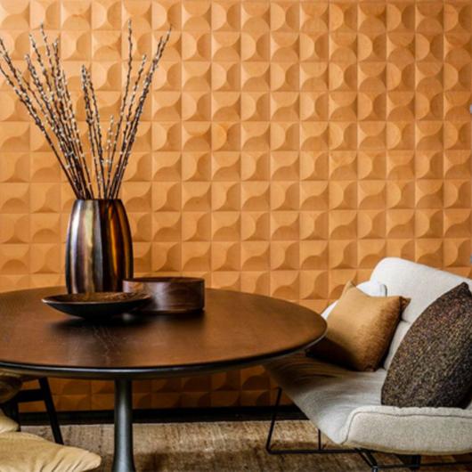 Papeles Murales  3D - Colección Spectra / Carpenter