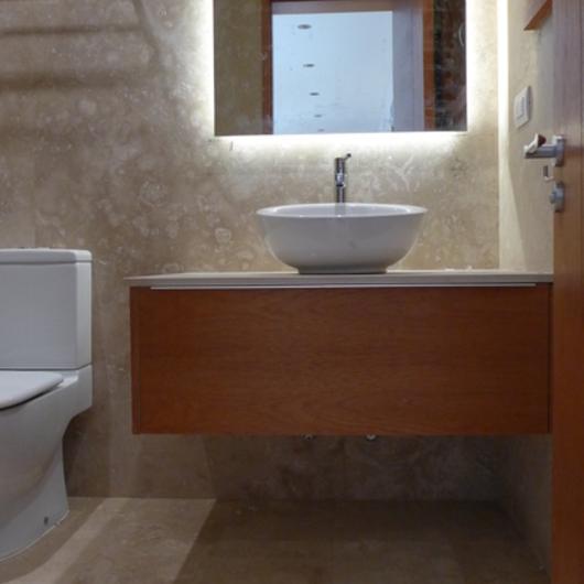Muebles de Baño en Madera / Xilofor