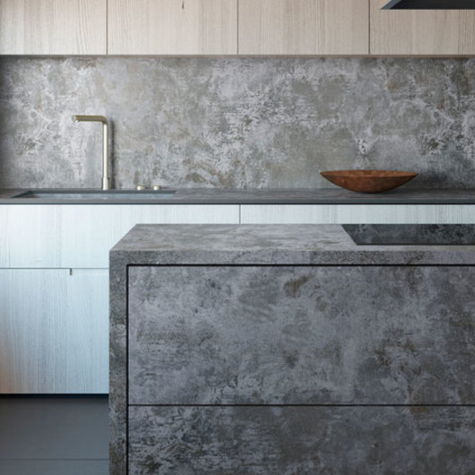 Revestimientos Dekton® - Industrial Collection / Cosentino