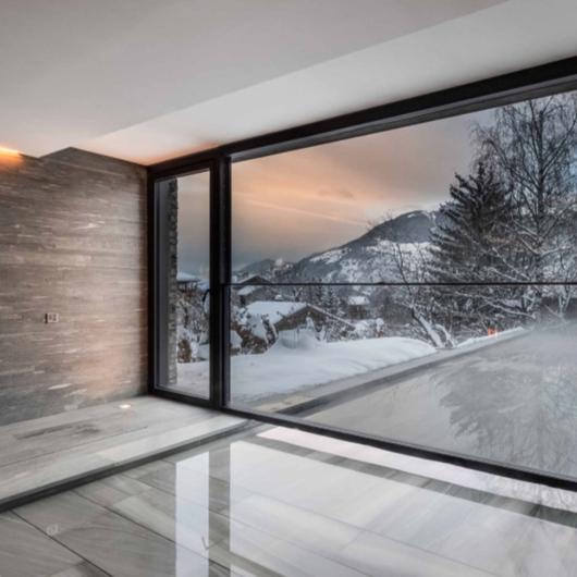 Minimalist Window - Guillotine
