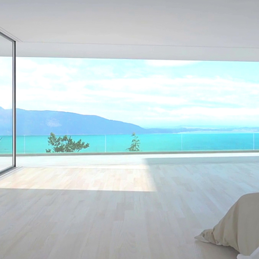 Minimalist Window - Turnable Corner / Vitrocsa