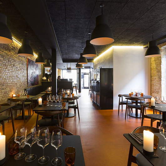 Troldteckt Acoustic Panels in Restaurant Tabu