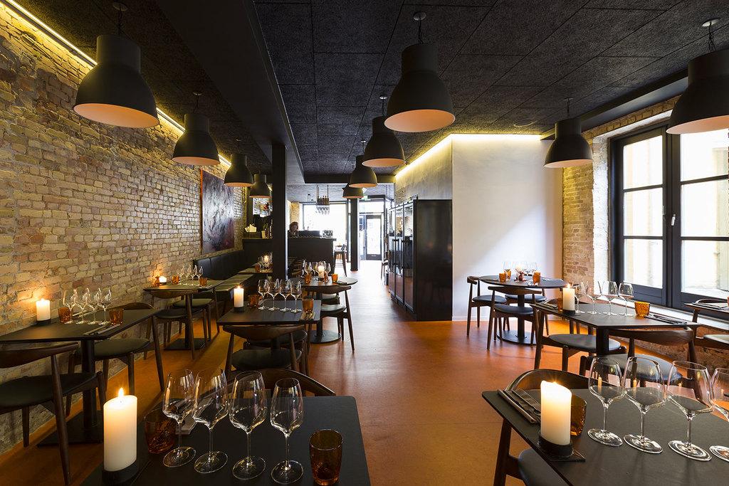 Troldteckt Acoustic Panels in Restaurant Tabu