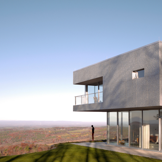 Hudson Valley Home, USA - Alusion™ Stabilized Aluminum Foam / Cymat Technologies Ltd.