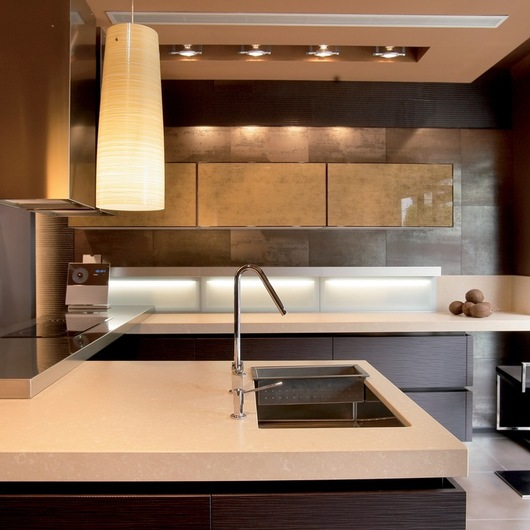 Superficies Silestone® - Serie Rivers / Cosentino