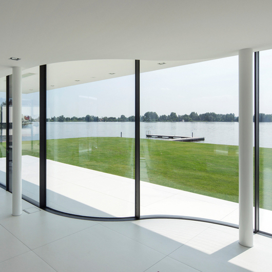 Insulated Sliding Doors - Sky-Frame Arc