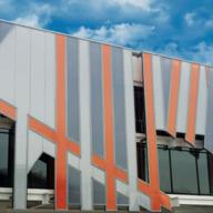 Sistema de fachada ventilada - Danpal® VRS