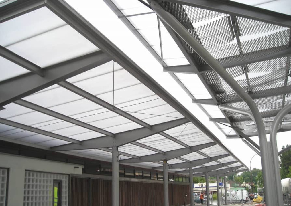 Sistema para cubiertas de danpal - Cubiertas para techos ...