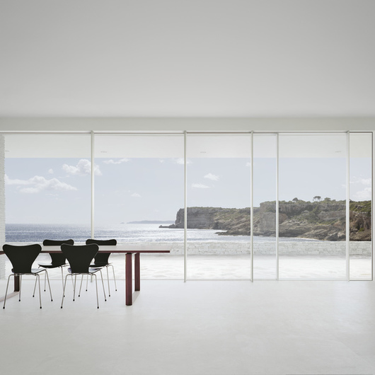 Insulated Sliding Doors - Sky-Frame Inline