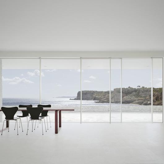Insulated Sliding Doors - Sky-Frame Inline