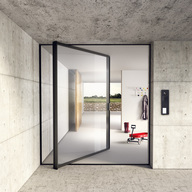 Glass Door - Sky-Frame Pivot