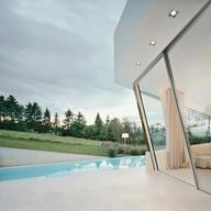 Insulated Sliding Doors - Sky-Frame Slope