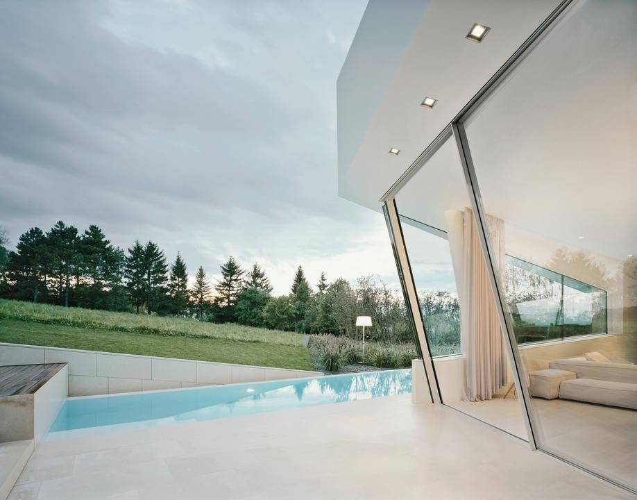 Insulated Sliding Doors - Slope
