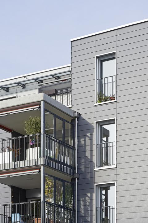 Swisspearl Modula Fiber Cement Panels