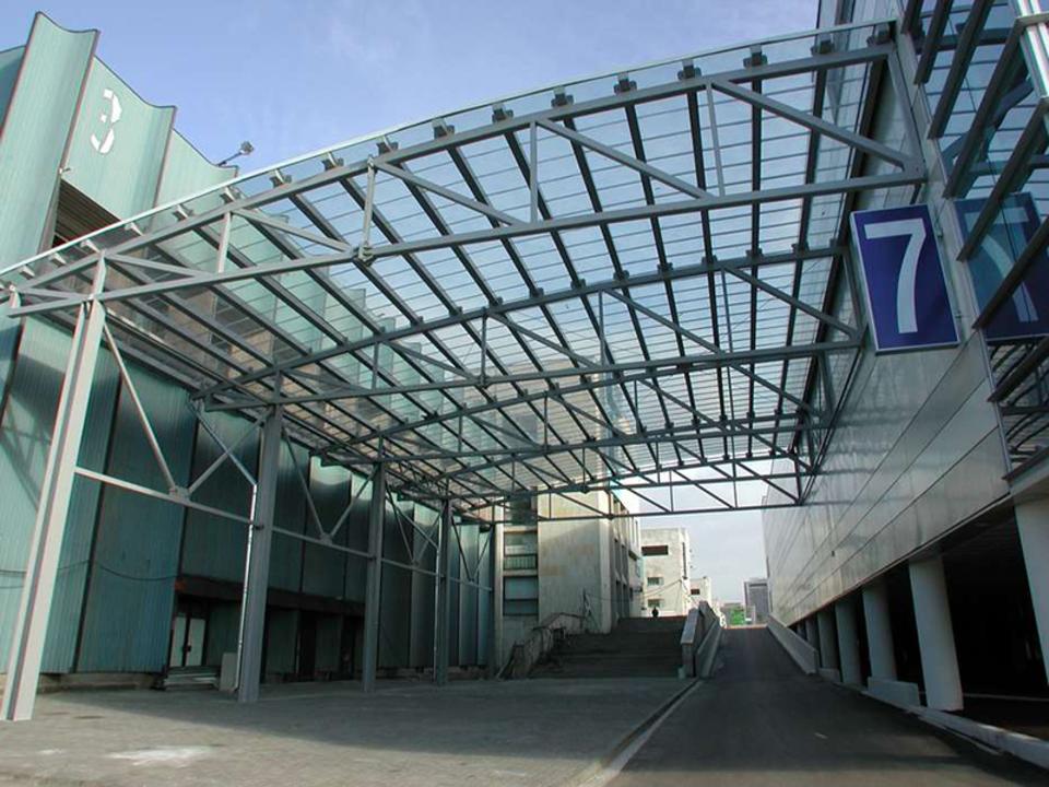 Paneles transparentes compactos - Danpal® Compacto