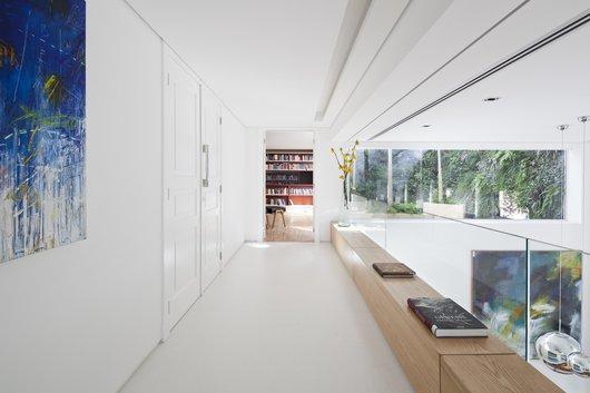 Revestimentos Silestone® - Série Tropical Forest | Blanco Maple- Projeto Casa 14