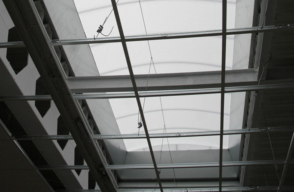 Sistema de cubiertas abovedadas  -  Danpavault