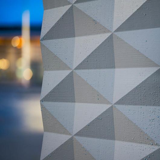 3D Facade Panel