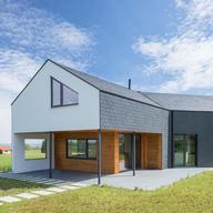 Slate-Clad Passive House