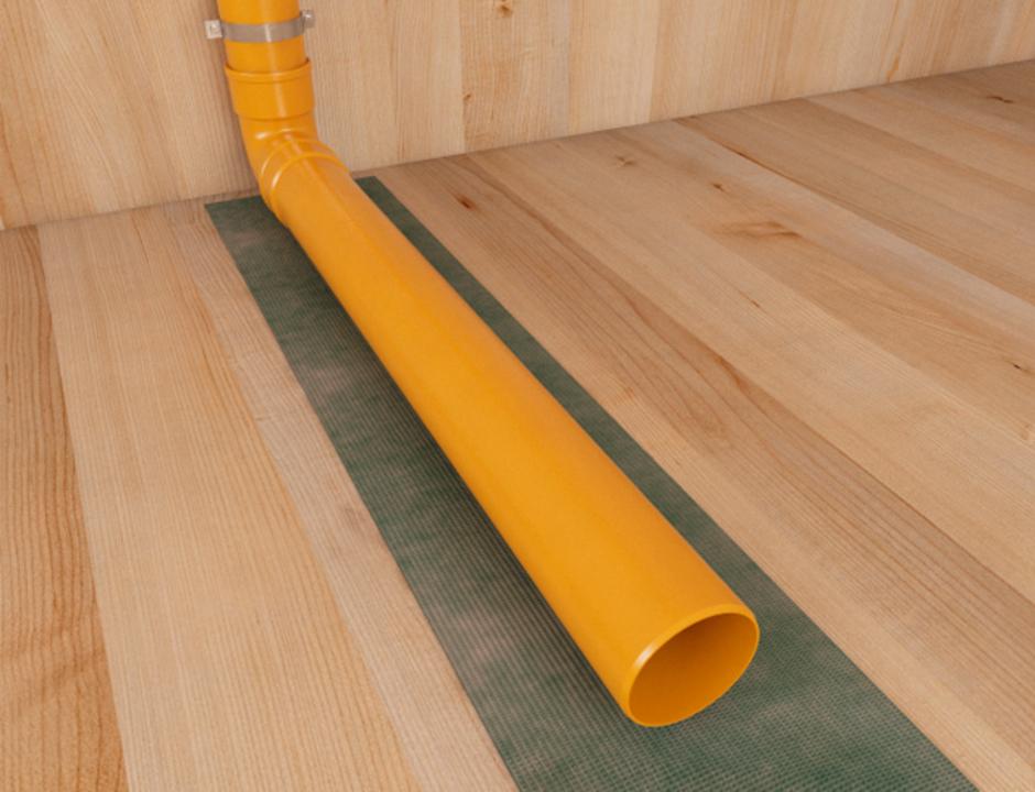Waterproof & Soundproofing Membrane - SILENT WALL