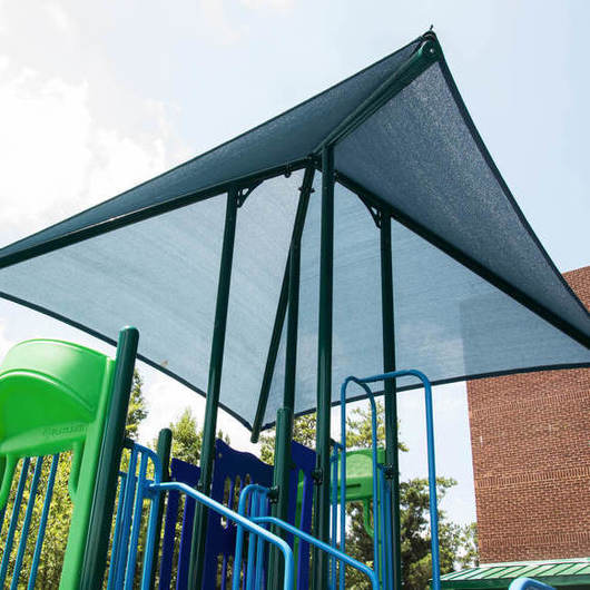 Playground Shade Fabric / Superior Recreational Products