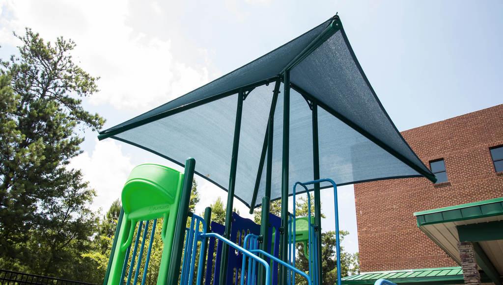 Playground Shade Fabric