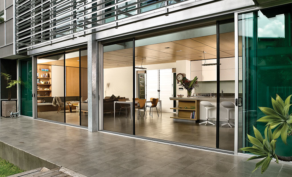 Retractable Insect Screen And Blind S1 Screen From Centor