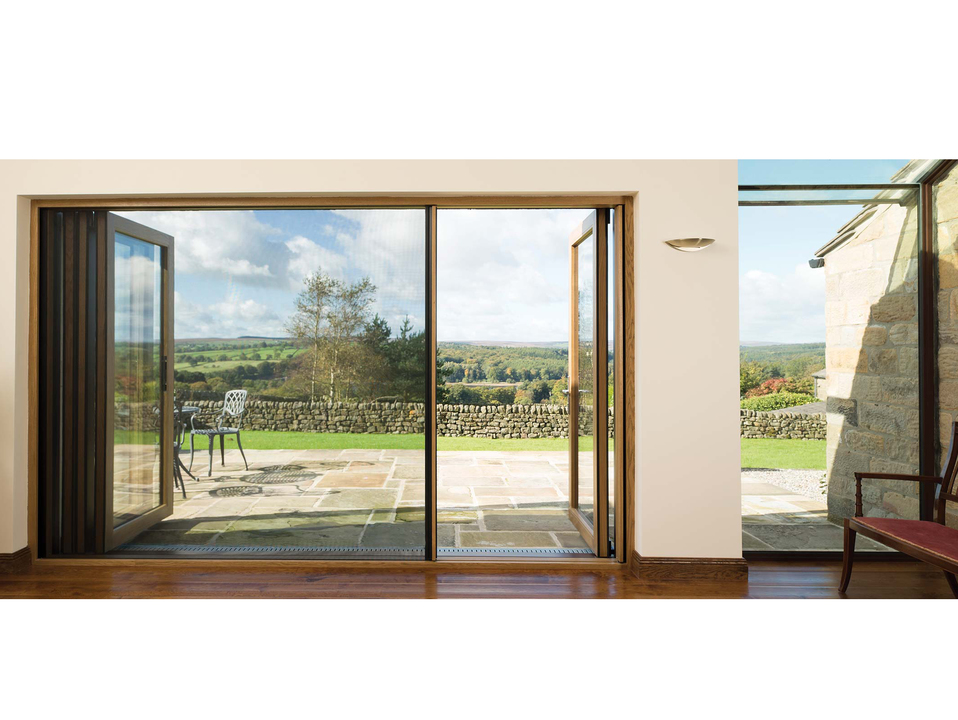 Integrated Doors in Yorkshire Residential Project  sc 1 st  ArchDaily & Gallery of Integrated Doors in Yorkshire Residential Project - 5