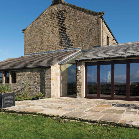 Integrated Doors in Yorkshire Residential Project / Centor